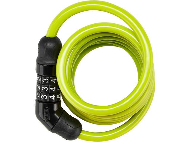 ABUS Star 4508C Zapięcie kablowe 150cm, zielony